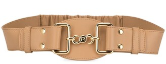 Rochas Elasticated Strap Belt
