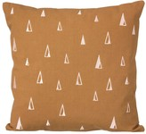 ferm LIVING Cone Cushion - Curry - 40x40 cm