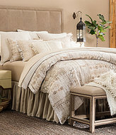 Pine Cone Hill Alanya Moroccan Tile Linen Duvet