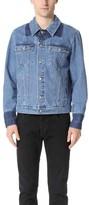 Kenzo Stonewashed Denim Jacket