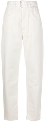 Maison Margiela High-Waist Trousers