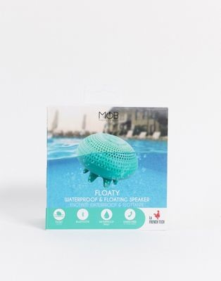 MOB floaty speaker in mint