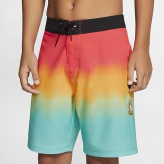 Nike Boys' Board Shorts Hurley Phantom x Matsumoto Shave Ice Hawaii