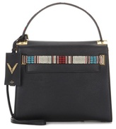 Valentino Garavani My Rockstud embellished leather shoulder bag