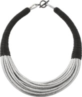 Brunello Cucinelli Leather Multi Strand Choker