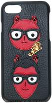 Dolce & Gabbana devil face iPhone 7 case