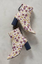 Paco Gil Embroidered Floral Boots