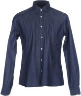 Andrea Morando Denim shirts
