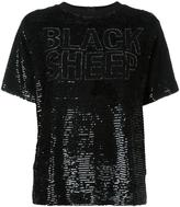 Ashish sequin T-shirt - women - Silk/Cotton/Spandex/Elastane - M