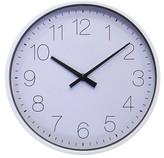 Room Essentials Decorative Clock - White