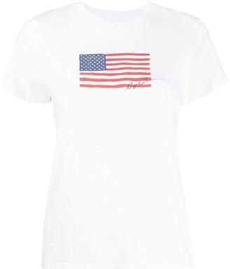 Polo Ralph Lauren USA flag T-shirt
