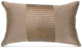 "Catherine Malandrino Locks 12"" x 20"" Decorative Pillow"