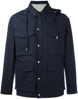 Ami Alexandre Mattiussi lightweight jacket - men - Cotton - XL