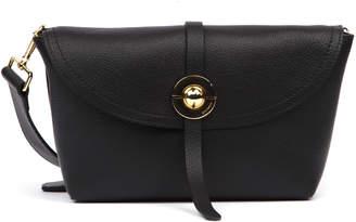 Coccinelle Endora Small Black Leather Bag