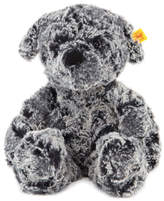 Steiff Medium Taffy Dog, Mottled Grey
