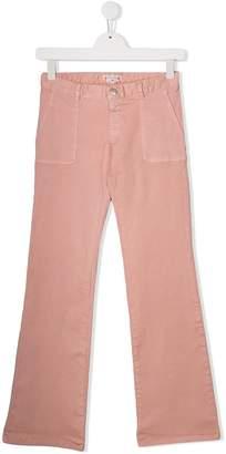 Bonpoint straight corduroy pants