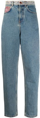 Philosophy di Lorenzo Serafini High-waisted mom jeans