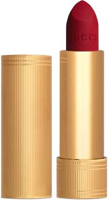 Gucci 502 Eadie Scarlet, Rouge a Levres Mat Lipstick