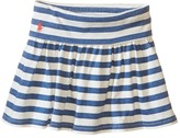 Polo Ralph Lauren Modal Stripe Skirt (Toddler)