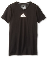 adidas Kids Ultimate S/S Top (Big Kids)
