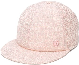 Maison Michel Hailey baseball cap