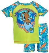 Scooby-Doo Boys' Two Piece Swim Set