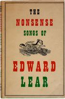 One Kings Lane Vintage The Nonsense Songs of Edward Lear