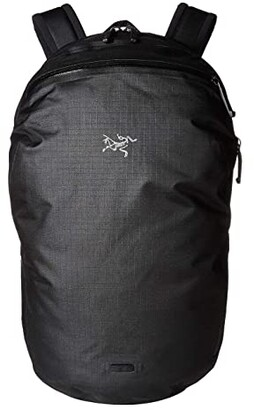 Arc'teryx Granville Zip 16 Backpack (Black) Backpack Bags
