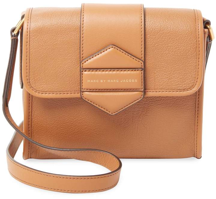 Marc Jacobs Women's Flipping Out Leather Crossbody