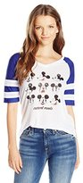 Disney Women's Mickey Mouse Athletic T-Shirt