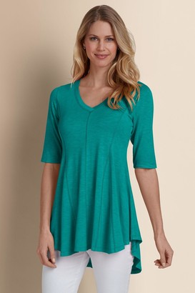 Women The Perfect A-Line Top
