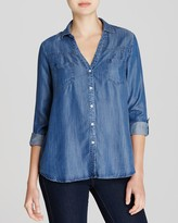 Soft Joie Brady Chambray Shirt