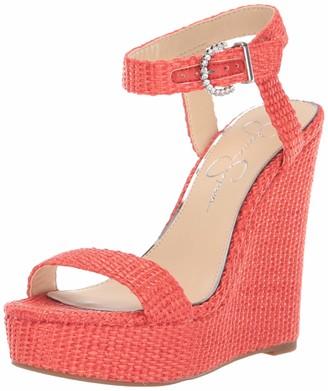 Jessica Simpson Women's Taery Wedge Sandal