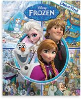 Disney Frozen Look and Find® Book
