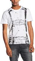 S'Oliver Men's 08.607.32.6130 T-Shirt,M