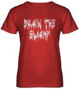 Indica Plateau Womens Drain the Swamp T-Shirt