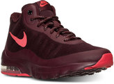 Nike Women's Air Max Invigor Mid Running Sneakers from Finish Line