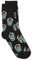 Topman Black Halloween Voodoo Socks