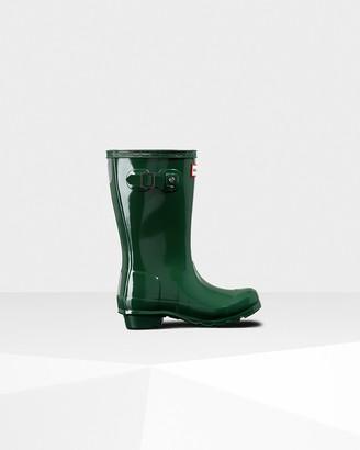 Hunter Original Big Kids Gloss Rain Boots