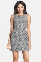 Erin Fetherston Women's Erin 'Winnie' Jacquard Bow Back Dress