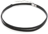 Jennifer Zeuner Jewelry Ivy Jax Wrap Choker Necklace