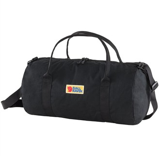 Fjallraven Verdag Duffle Bag Black