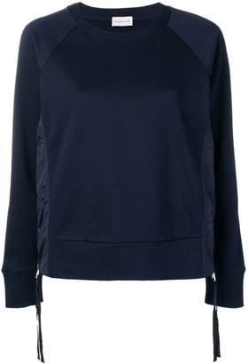 Moncler Side Zip Sweatshirt