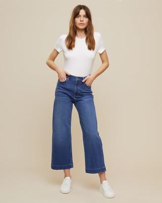 Jigsaw Tyne Wide Leg Jean
