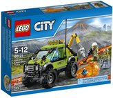 Lego City Volcano Explorers Volcano Exploration Truck - 60121
