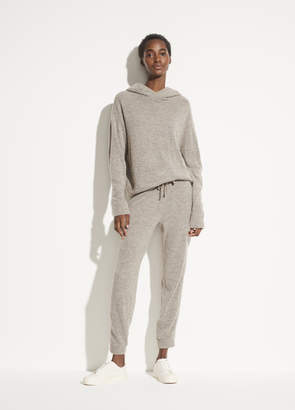 Wool Boucle Jogger