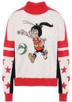 Stella McCartney the dandy print turtleneck sweater