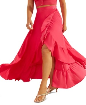 GUESS Candice Maxi Skirt