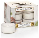 Yankee Candle Classic tea lights shea butter candle