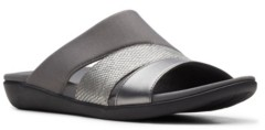 Clarks Cloud steppers Women's Brio Surf Flip Flop Women's Shoes